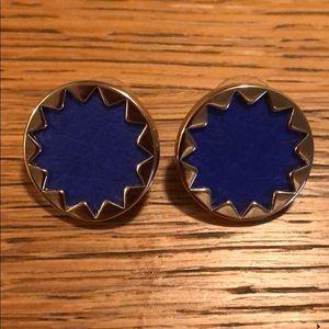 House of Harlow earrings